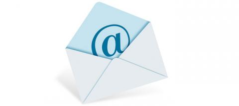 Email symbol image